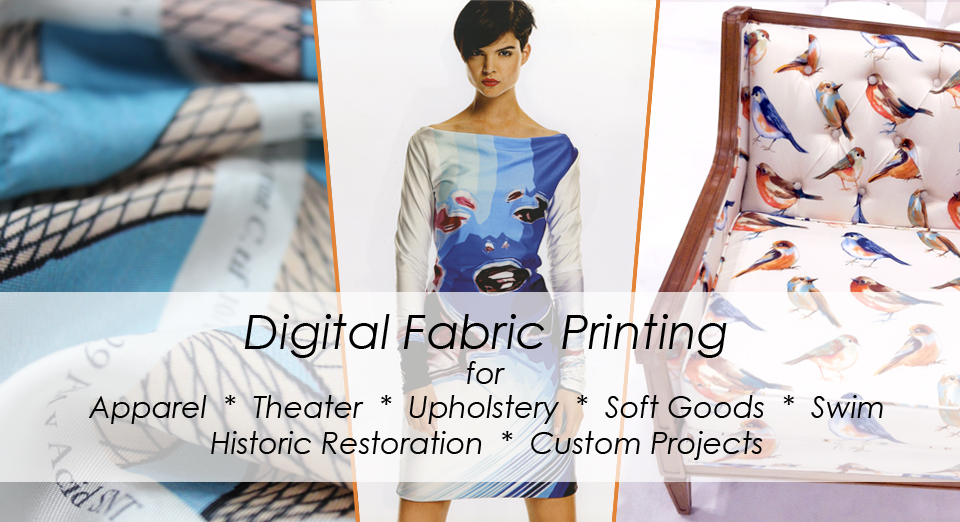 Digital Printing – Textile XPress